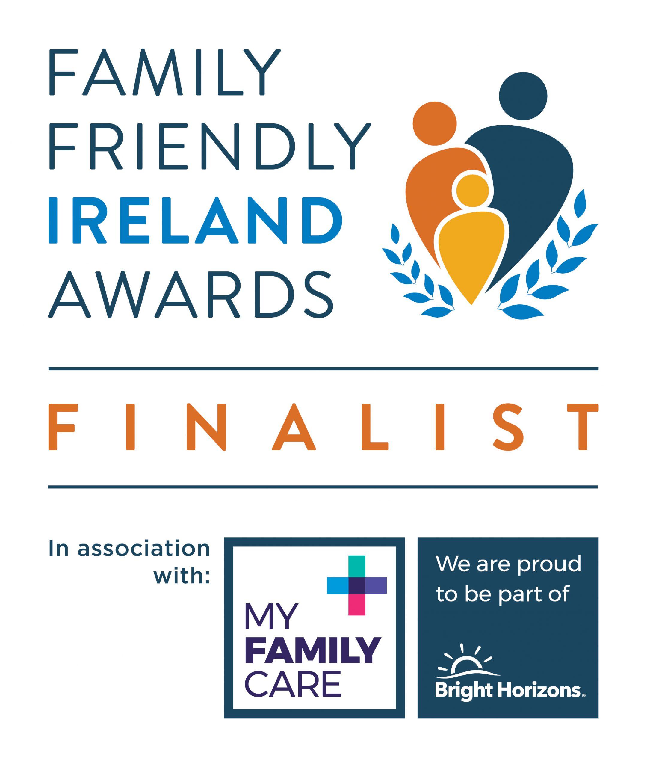 Family Friendly Awards Finalist