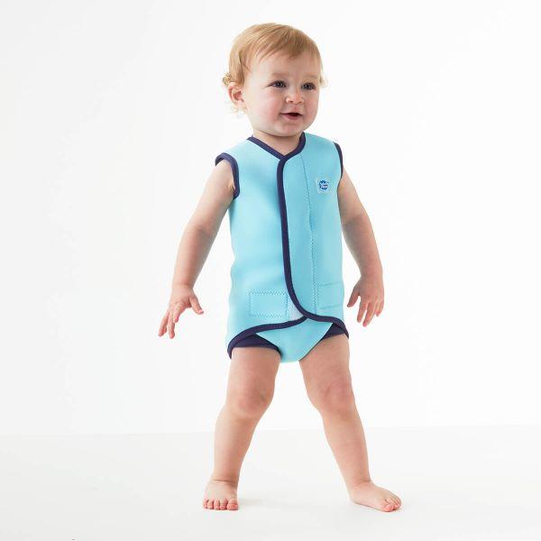 BabyWrap Blue 2
